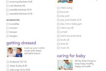 Babies Stuff