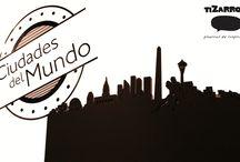 Nuevos modelos: ciudades! / Pedí el tuyo a tizarron@lumaclub.com.ar