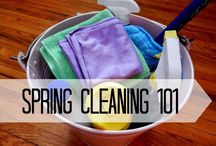 Cleaning Craze / by Jennifer Brownlee