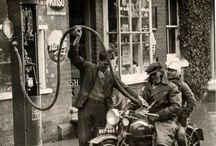 FOTOS ANTIGUAS DE MOTOCILETAS / aqui encontraran fotografias antiguas de motocicletas