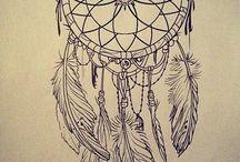 Tattoos_Traumfänger