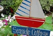 Seaside Cottage / by ZombieGirl