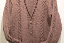 вязанная мода для мужчин