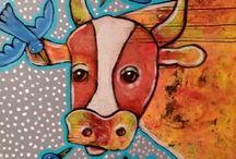 SUZAN BUCKNER FARM ANIMALS