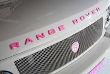Rides I like ⤵ / I like RANGE ROVERS / LAND ROVER. My hubby is more BMW type . / by Ana Vasquez