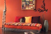 decoración africana