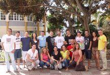 Communities / Fotos del curso de Community Manager del Ayuntamiento de Benálmadena en el centro Benalforma impartido por Riverthia 2013 .