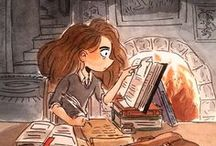 Study/Love of books