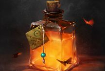 Potions and Artifacts
