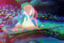 Alice on acid