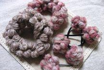 編み物アクセサリー
