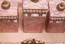 cxinhas para quarto de bebes meninos e menina,conjunto com oito peças ou individual.s
