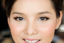 Asian Hair & Make Up ideas
