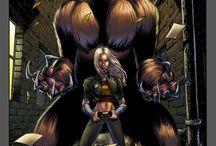 Werebears
