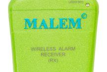 Malem Wireless Bedwetting Alarms