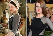 Downton Abbey / Downton Abbey cast news and photos.
