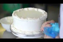 Buttercreme cake