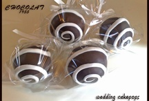 Cake pops / Handmade cake pops by Chocolat 1955.