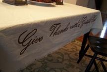 Thanksgiving Ideas / by Kami Olson