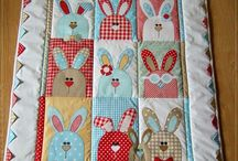 Quilts for babies, toddlers