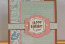 Label Love Stampin Up