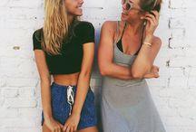 •amigas•