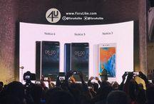 Forulike مواصفات وأسعار هواتف نوكيا 3310، Nokia 5 ،Nokia 3 والنسخة العالمية لهاتف Nokia 6