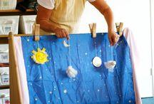 Kinder: Storytime / Storytime in the Waldorf Kindergarten. Vertellen in de kleuterklas van de vrijeschool.