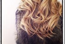 hair do / by Erika Vieira