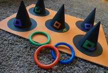 Games for kids Halloween  party