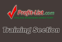 Profit-List.com Training / This is how you can take advantage of our system to insure best results.