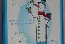 Stamping-Snow Much Fun