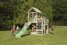 Outdoor Play / We've got some amazing new Outdoor Play sets for kids! Each one customisable to suit your garden and kids - even better than can be adaptable as your children grow!