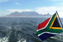 South Africa, my beloved country / the beauty and rugged