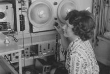 Women in early electronic music