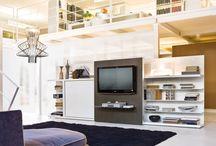 Interiors + portable space