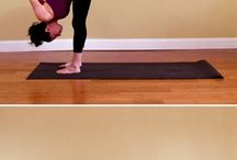 Breath. Balance. Yoga / ALLL the yogas / by Katrina W
