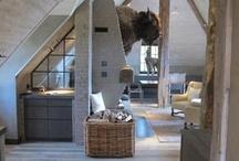 Loft space / by Benn Glazier