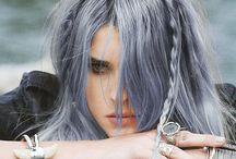Glam grey