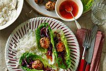 Food | Asian Tapas