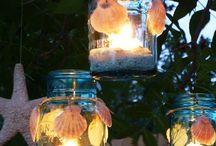 shell lights