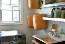 laundry room / by Linda Rahman