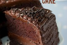Cake recipes chocolate