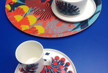 Colour and patterened  home accessories2015