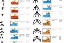 Stitch symbols
