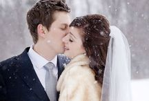 Winter weddings / Seasonal wedding