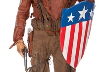 Captain America WWII outfit
