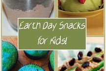 Celebrate the Earth / Ideas to help you celebrate Earth Day!