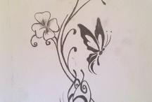 tattoo & draw / by ghirigori ART