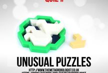 3D Printed Puzzles / TheMetagrobologist board dedicated to showcasing the very best 3D printed, Acrylic and Plastic mechanical puzzles from craftsmen and designers worldwide - www.themetagrobologist.co.uk
